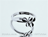 SQUILL ring - 232 €