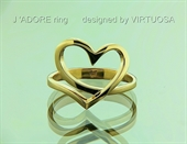 J'ADORE ring - 180 €